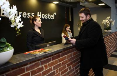 Hostely a ubytovny - Express Hostel