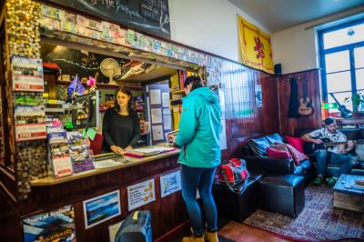 Hostely a ubytovny - Hostel Royal Mile Backpackers