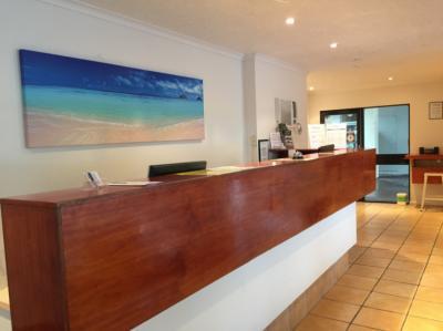 Hostely a ubytovny - Hostel Koala Beach Resort