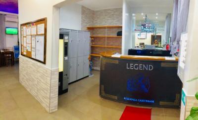 Hostely a ubytovny - Legend R.G. Hostel