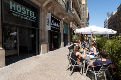 Hostely a ubytovny - St Christopher's Inn, Barcelona