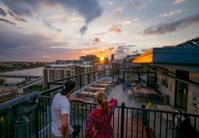 Hostely a ubytovny - Hostel Brisbane City YHA