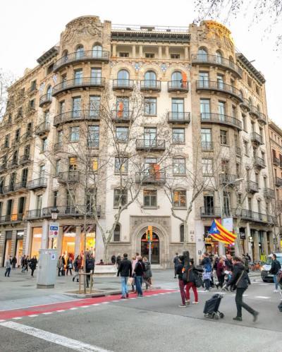 Hostely a ubytovny - Hostel Safestay Barcelona Passeig de Gràcia