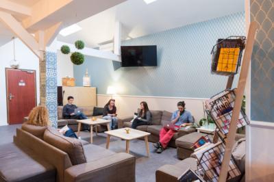 Hostely a ubytovny - Trendy hostel