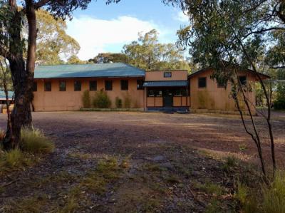 Hostely a ubytovny - Hostel Shiloh Hills Park Accommodation