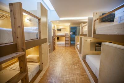 Hostely a ubytovny - PodShare San Francisco