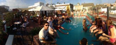 Hostely a ubytovny - Oasis Backpacker's Palace Sevilla