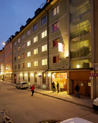 Hostely a ubytovny - THE 4YOU Hostel & Hotel Munich