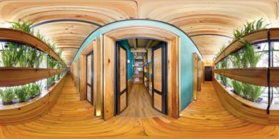 Hostely a ubytovny - The Foodie Hostel
