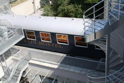 Hostely a ubytovny - Train Hostel
