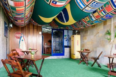 Hostely a ubytovny - Maracana Hostel Vila Isabel