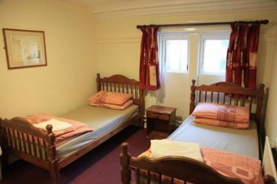 Hostely a ubytovny - Hostel Kinlay House