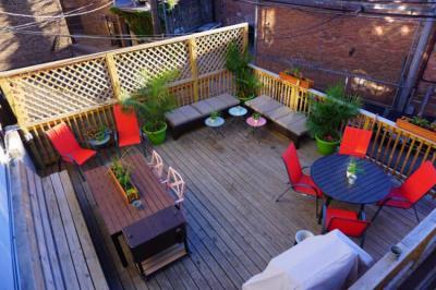 Hostely a ubytovny - Wrigley Hostel
