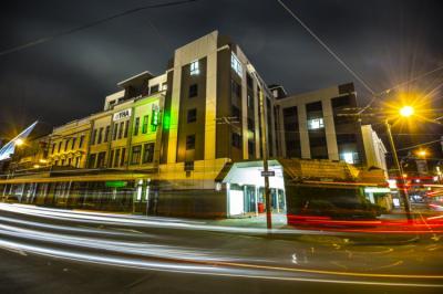 Hostely a ubytovny - YHA Wellington