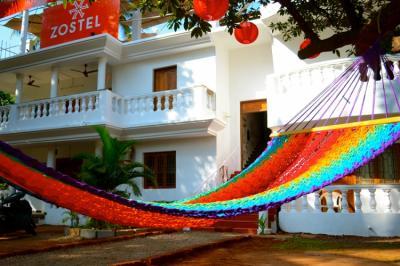 Hostely a ubytovny - Zostel Goa
